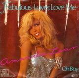 Fabulous »Lover, Love Me« / Oh, Boy - Amanda Lear