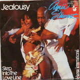 Jealousy / Step Into The Love Line - Amii Stewart