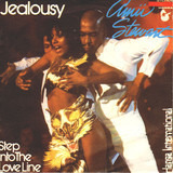 Jealousy / Step Into The Love Line - Amii Stewart