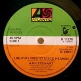 Light My Fire/137 Disco Heaven - Amii Stewart