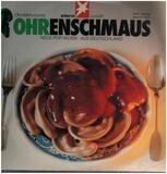 Ohrenschmaus - Neue Pop-Musik aus Deutschland - Amon Düül, Embryo, Limbus a.o.