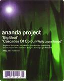 Big Boat / Cascades Of Colour (Remixes) - Ananda Project