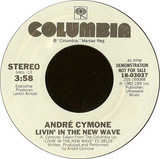 Livin' In The New Wave - André Cymone
