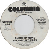 Survivin' In The 80's - André Cymone
