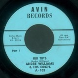 Rib Tip's - Andre Williams & His Orchestra
