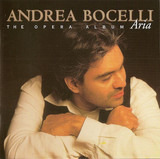 Aria - The Opera Album - Andrea Bocelli