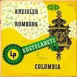 Music Of Fritz Kreisler And Sigmund Romberg - Andre Kostelanetz