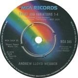 Theme And Variatons 1-4 - Andrew Lloyd Webber