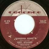 Canadian Sunset / High Upon A Mountain - Andy Williams