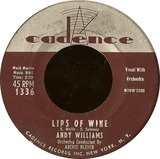 Lips Of Wine - Andy Williams