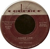 Lonely Street - Andy Williams