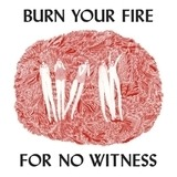 Burn Your Fire for No Witness - ANGEL OLSEN
