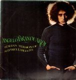 Italian Version of 1st LP released 1974 - Angelo Branduardi