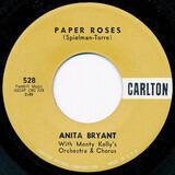 Paper Roses / Mixed Emotions - Anita Bryant