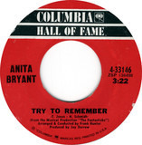 Try To Remember - Anita Bryant