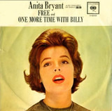 Free / One More Time With Billy - Anita Bryant