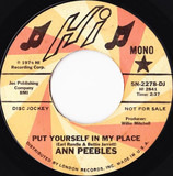 Put Yourself In My Place - Ann Peebles