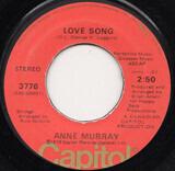 Love Song - Anne Murray