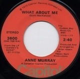 What About Me - Anne Murray