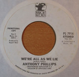 We're All As We Lie - Anthony Phillips