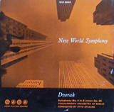 NEW WORLD SYMPHONY - Antonín Dvořák - Berliner Philharmoniker , Otto Strauss