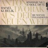»Aus Der Neuen Welt« Symphonie Nr. 9 (5) - Antonín Dvořák , Wiener Philharmoniker , Rafael Kubelik