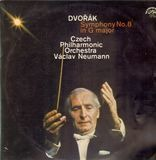 Symfonie č. 8 / Eighth Symphony - Antonín Dvořák/ V. Neumann, Czech Philharmonic O rchestra