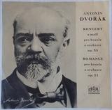 Koncert A Moll Pro Housle A Orchestr, Op. 53 / Romance - Antonín Dvořák , The Czech Philharmonic Orchestra , Karel Ančerl , Josef Suk