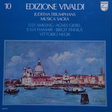 Juditha Triumphans / Musica Sacra - Antonio Vivaldi , Elly Ameling , Agnes Giebel , Julia Hamari , Birgit Finnilä , Vittorio Negri