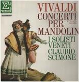 Concerti Per Mandolini - Antonio Vivaldi