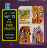 The Four Seasons - Antonio Vivaldi , Kenneth Sillito , The Virtuosi Of England · Arthur Davison