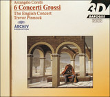 6 Concerti Grossi Op.6 (Pinnock) - Corelli