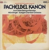 Pachelbel Kanon And Other Baroque Favorites - Arcangelo Corelli , Carlo Ricciotti , Karl Münchinger , Johann Pachelbel , Christoph Willibald Gluc