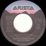 Through the Storm - Aretha Franklin & Elton John