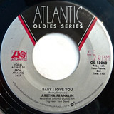 Baby I Love You / Spanish Harlem - Aretha Franklin
