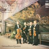 Streichquartett Nr. 2 Fis-moll Op. 10 / Sechs Bagatellen Op. 9 / Streichquartett Op. 3 - Schoenberg, Webern, Berg / Gewandhaus-Quartett Leipzig
