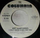 I Only Have Eyes For You / Second Avenue - Art Garfunkel