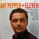 Art Pepper + Eleven - Art Pepper