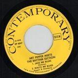 Meets the Rhythm Section - Art Pepper