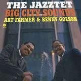 JAZZTET BIG CITY.. - ART/BENNY GOLSON FARMER