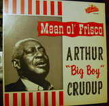 Arthur -Big Boy- Crudup