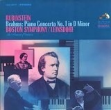 Piano Concerto No. 1 In D Minor, Op. 15 - Brahms / Rubinstein, Boston Symphony Orch., Erich Leinsdorf