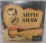 Clarinet Magic With The Big Band And Strings. Volume 1 - Artie Shaw