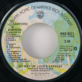 By Way Of Love's Express - Ashford & Simpson