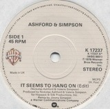 It Seems To Hang On - Ashford & Simpson
