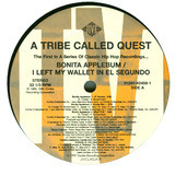 Bonita Applebum / I Left My Wallet In El Segundo - A Tribe Called Quest