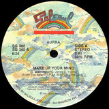Make Up Your Mind - Aurra