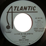 A Star In The Ghetto - Average White Band And Ben E. King