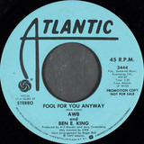 Fool For You Anyway - Average White Band And Ben E. King