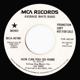 How Can You Go Home - Average White Band